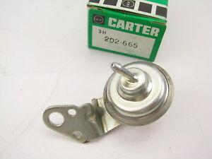 Carter 202-665 Carburetor Choke Pull-Off