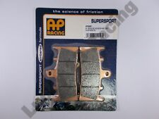 Sinter front brake pads AP Racing for Suzuki GSF 1200 GSX 1300 GSX-R 750 1000