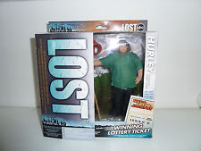 LOST Action Figure HURLEY Hugo Reyes RARE series 1 NO STAR WARS