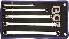 BGS Doppelringschlüsselsatz 8 - 19 Mm extra lang