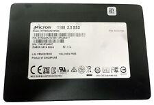 "Micron 1100 2048GB SSD SATA 2.5 "" MTFDDAK2T0TBN-1AR1ZABYY"