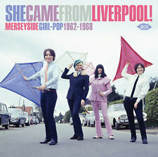 She Came From Liverpool! Merseyside Girl-Pop 1962-1968 (CD)