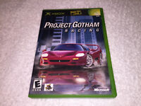 Project Gotham Racing (Microsoft Xbox, 2001) Original Release Complete Nr Mint!