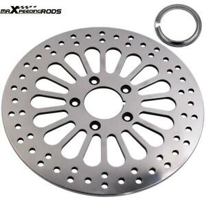 11.5'' Front Disc Brake Rotor For Harley Softail Dyna Sportster Models 1984-2013