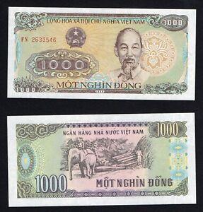 VietNam - 1000 dong 1988 qFDS/UNC-  B-04
