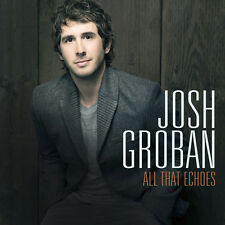 Josh Groban - All That Echoes [New CD]