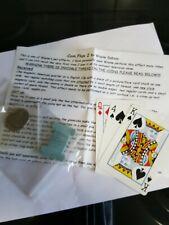 jb magic wayne dobson coin flux magic trick