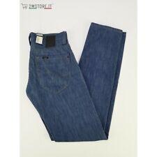 Jeans uomo LEE Zed X-LINE blu slim fit Denim Top Quality EDIZIONE LIMITATA