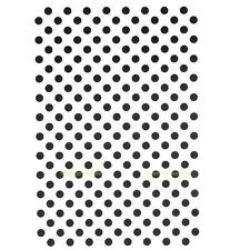 #QZO Plastic Embossing Folder For Scrapbook DIY Album Card Tool Plastic Template