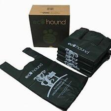 Ecohound EC500 Dog Waste Bags, Large - Dark Green