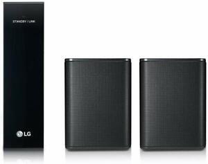 LG SPK8-S 2.0 Channel Bluetooth Rear Speaker Kit for Select LG Soundbars