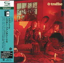 TRAFFIC MR. FANTASY CD MINI LP OBI