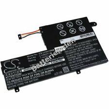 Akku für Laptop Lenovo Yoga 500-14IBD 11,1V 4050mAh/44,9Wh Li-Polymer Schwarz
