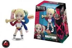"Metals Suicide Squad 4"" Die-Cast Fig. M20 Harley Quinn Jada Toys Fig. #20 6/21"