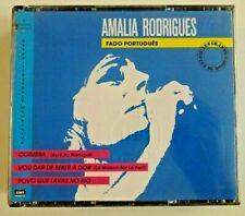 AMALIA RODRIGUES : FADO PORTUGUES ♦ Rare French 2 x CD Album ♦