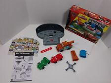 Play Doh Cars 2 Mold N Go Speedway Pixar 31956 Hasbro 2010 less playdoh