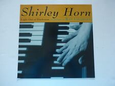 Shirley Horn Light out of Darkness Ray Charles LP Record Photo Flat 12x12 Poster