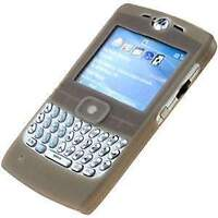 AMZER Executive Grey Skin Case for Motorola Q