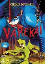 Cirque Du Soleil Presents Varekai (DVD, 2004) CLOSE TO NEW