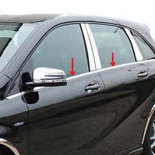 Mercedes B-Klasse W246, Schätz Chrom Fenster - Zierleisten Satz 8 Teile
