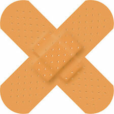 """JDM Band-Aid Decal - 5"""" Vinyl Bandage- cover dents dings funny sticker decal"""