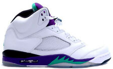 NIKE AIR JORDAN RETRO 5 V GRAPE EMERALD NIB SZ: 18.0 RARE LOWEST PRICE ON EBAY!