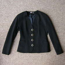 Basic 1990s 100% Wool Vintage Coats & Jackets for Women