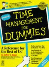 Time Management For Dummies,J.