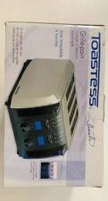 Toastess Digital Countdown 4 slice Toaster