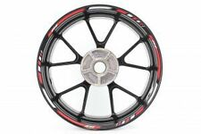 Rimstriping Yamaha YZF R1 Red Wheel Stripes Motorcycle Stickers