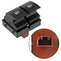 ELECTRIC WINDOW CONTROL SWITCH FOR SKODA FABIA 08-14 ROOMSTER 06-14 OCTAVIA A5