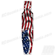 ProLine Pro 2 - Thick Chassis Protector Graphics - Patriot