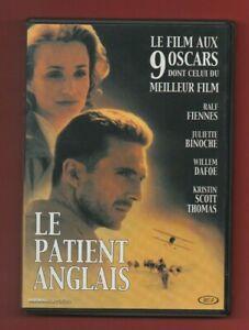 DVD - Le Patient Englisch Avec Juliette Binoche (131)