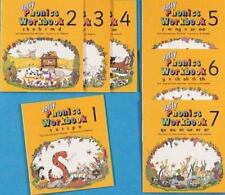 Jolly Phonics Workbooks Set (Paperback or Softback)