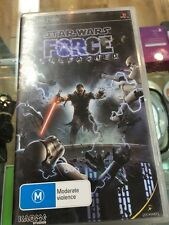 Star Wars Force unleashed PSP