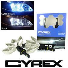 CREE HEADLIGHT LED WHITE LIGHT BULB CONVERSION KIT H13 6500K HI-LO 60W BULBS