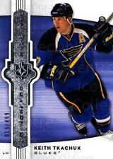 2007-08 UD Ultimate Collection #11 Keith Tkachuk