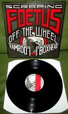 SCRAPING FOETUS OFF THE WHEEL Ramrod ORIGINAL 1st UK 1987 SOME BIZARRE 12""