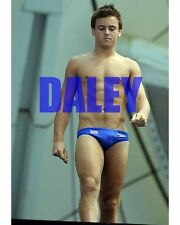 TOM DALEY #43,BARECHESTED,SHIRTLESS,candid photo