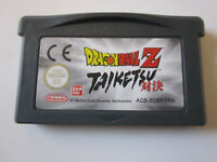 Dragon Ball Z Taiketsu - Nintendo GameBoy Advance SP / DS
