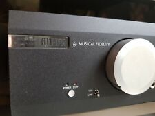 Musical fidelity preamp m1 HPA