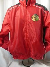 Chicago Blackhawks Men's G-III Lightweight Windbreaker Jacket. Size 2XL
