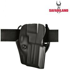 Etui Holster Safariland 5197 Open Top pour type Glock 19 Noir Gaucher
