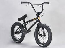 """Mafia Bikes Soldato 16"""" BMX Bike Black"""