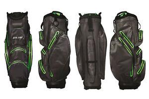 STADRY 100% Waterproof Golf Cart Bag Ultralightweight - G/L
