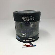 '49 Mercury * Purple * Hot Wheels Oil Can * ZD7