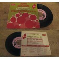 ROSETTA HIGHTOWER - Pretty Red Balloons Rare French PS 7' Soul Funk 68'