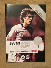 Swansea City v Reading - Coca~Cola Championship 2008/09 Programme