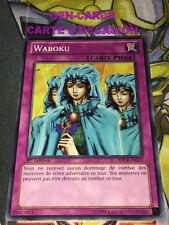 OCCASION Carte Yu Gi Oh WABOKU SDCR-FR035 1ère édition