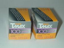 KODAK TMAX 100 PRO 2 FILM PELLICULE 135/24 poses noir et blanc périmé 1999 photo